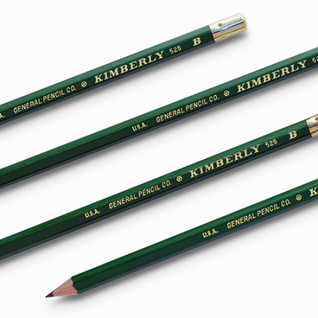 Kimberly Graphite Pencils
